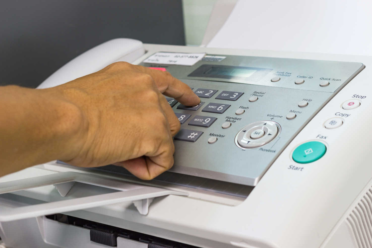 If We Don't Pull the Plug on the Fax Machine Soon, Our Patients Will Pay  the Price