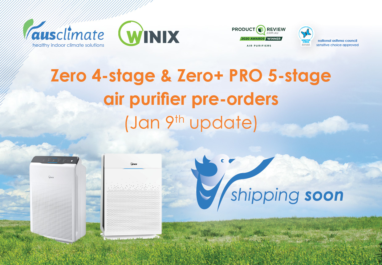 Zero Pre-Orders Update Jan 9 2020