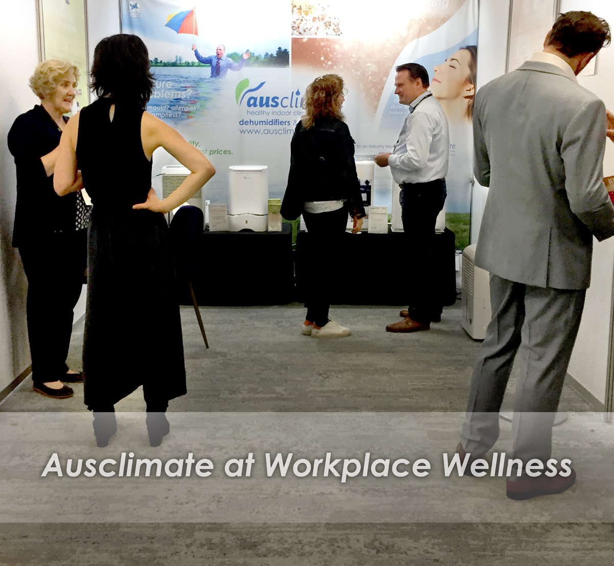 Ausclimate-Booth-at-Workplace-Wellness