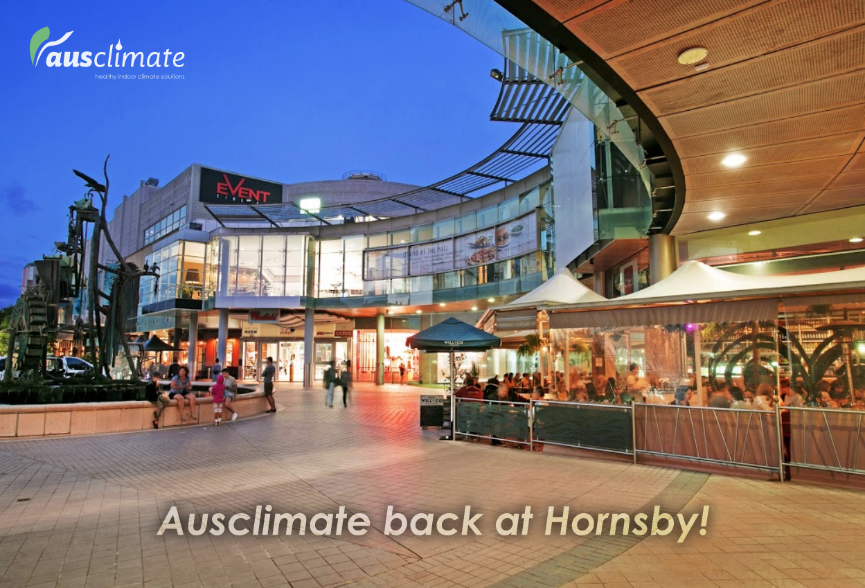 AUsclimate Back at Hornsby