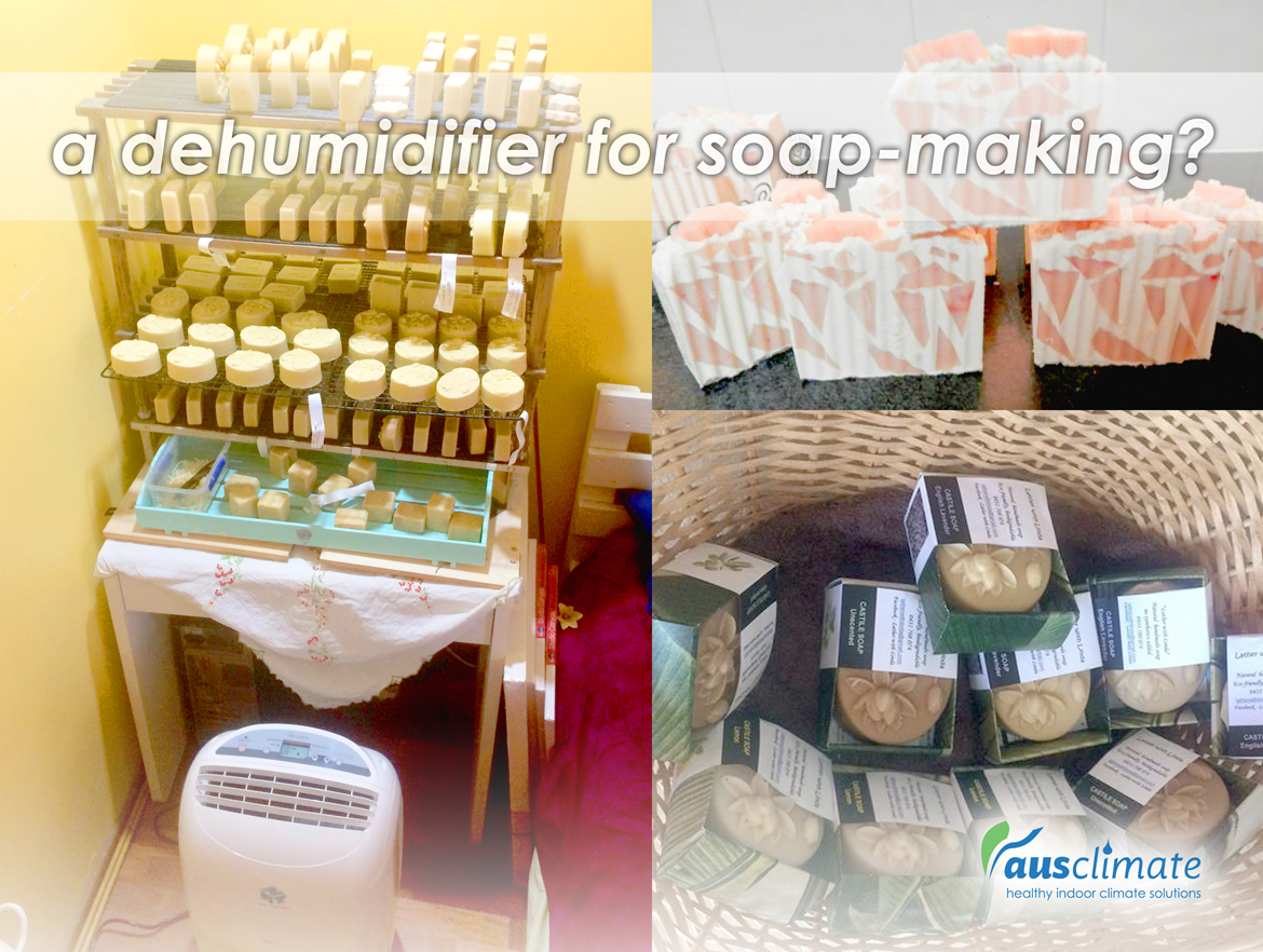 Soap-Making-Dehumidification
