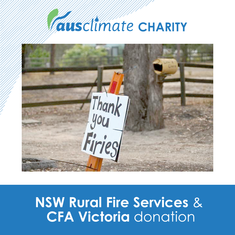 Ausclimate-Firies-Donation