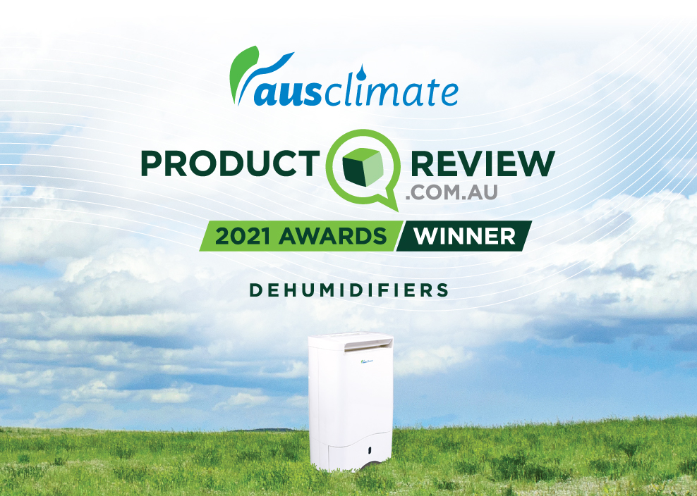 2021-Product-Review-Dehumidifier-Award-on-Sky-Background