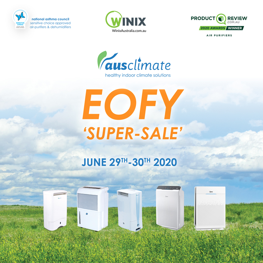 Ausclimate EOFY SuperSale2020