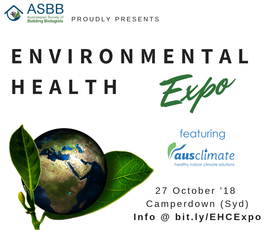 Ausclimate-Building-Biologist-Expo-Graphic