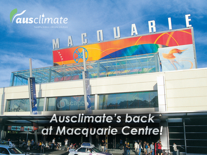 Ausclimate at Macquarie Centre