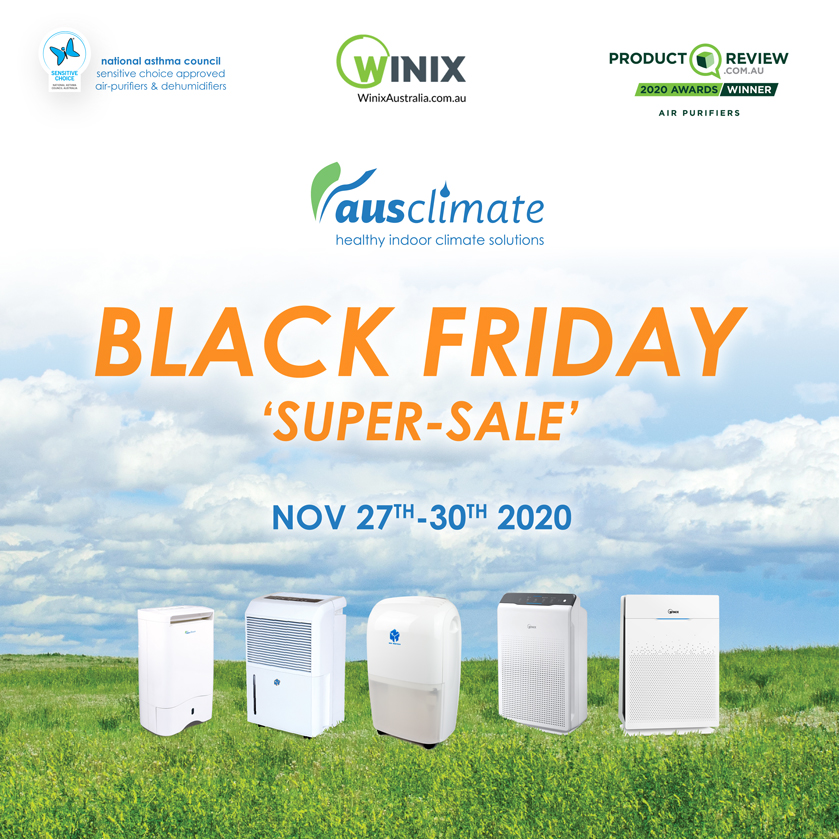 Ausclimate BlackFriday Sale2020