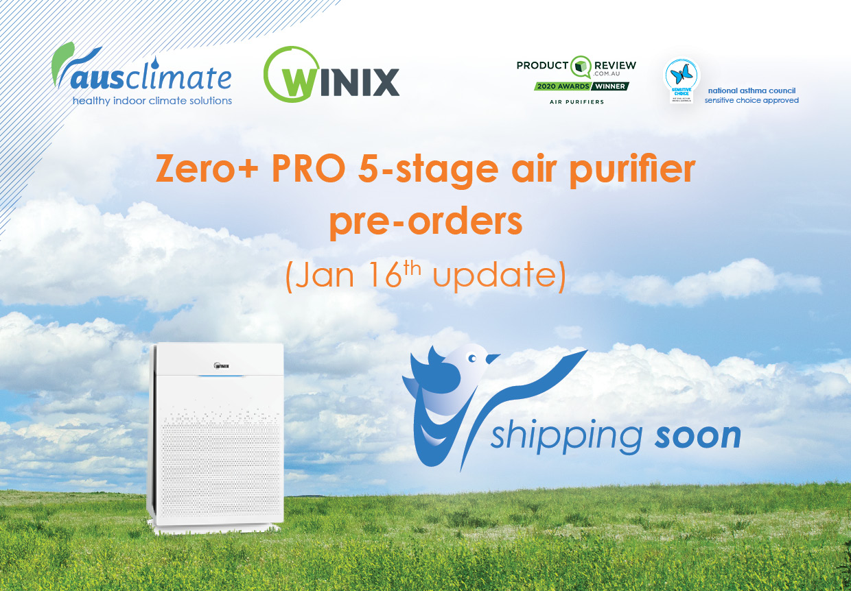 Zero Pre-Orders Update Jan 16 2020