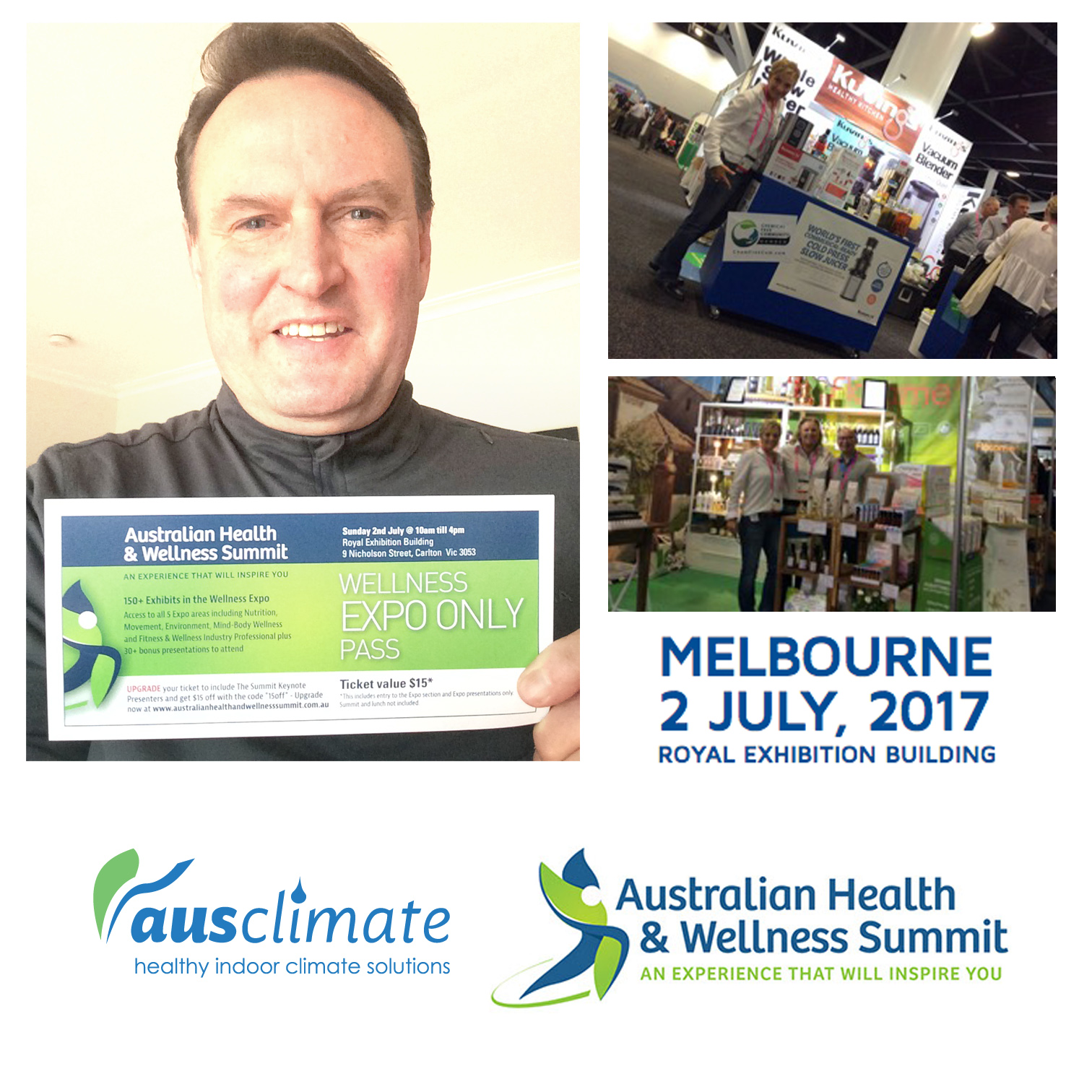 Ausclimate at Health & Wellness