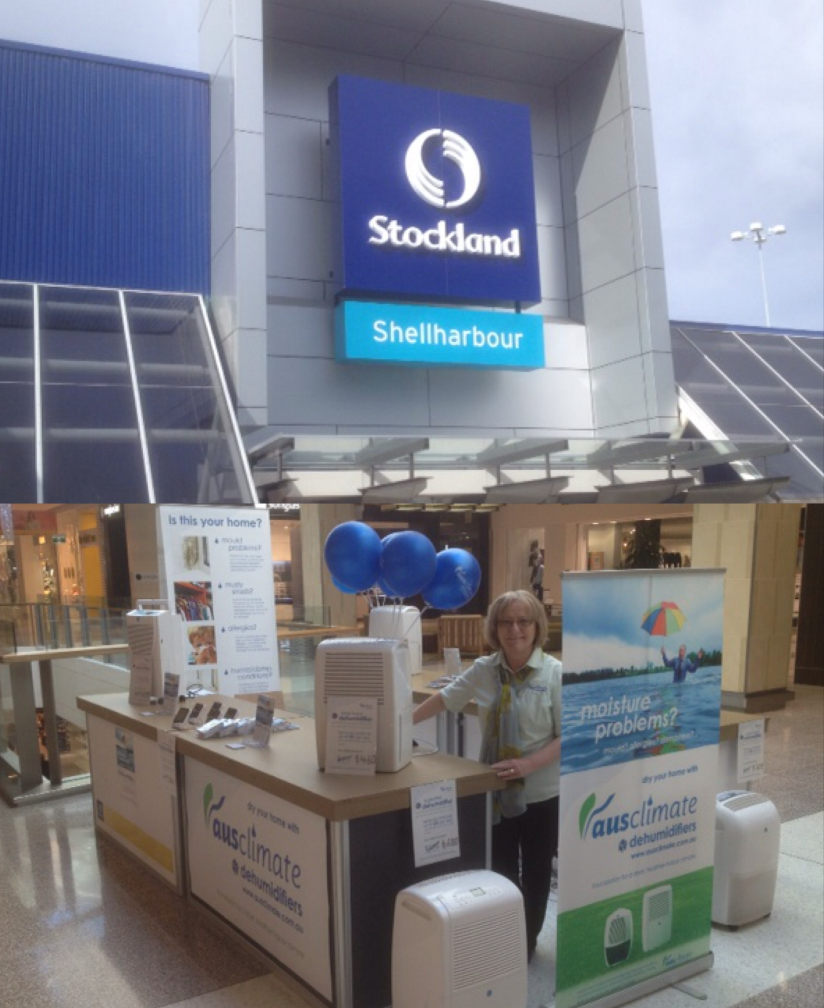 Stocklands Shellharbour Shopping Centre - Wollongong