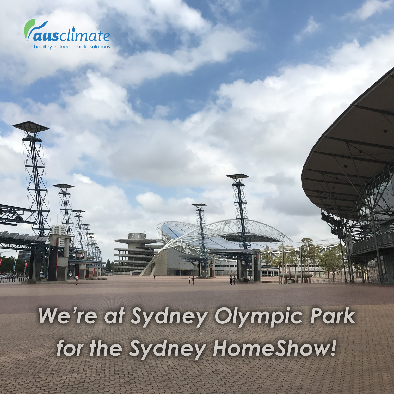 Ausclimate at Sydney Olympic Park