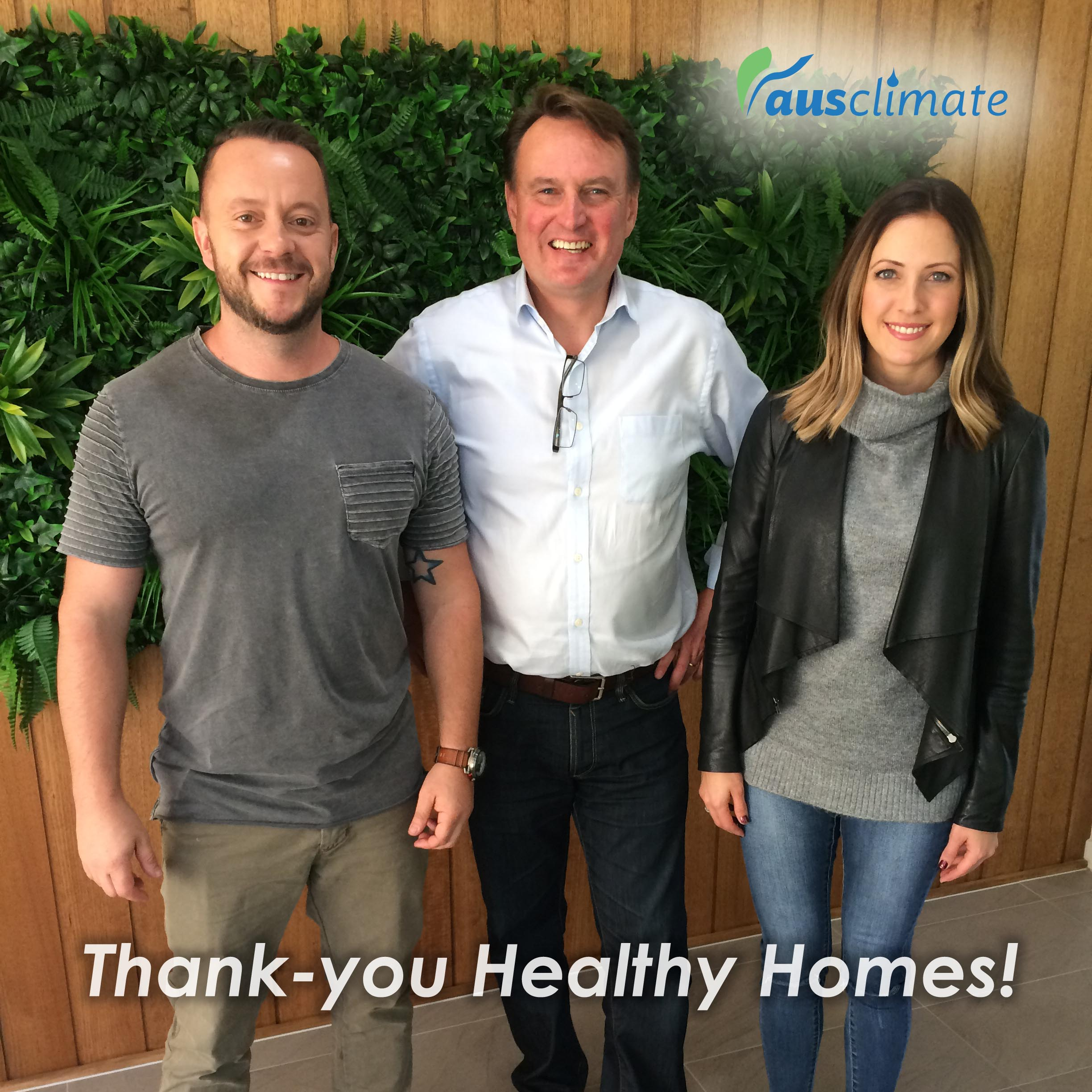 Ausclimate on Healthy Homes 2