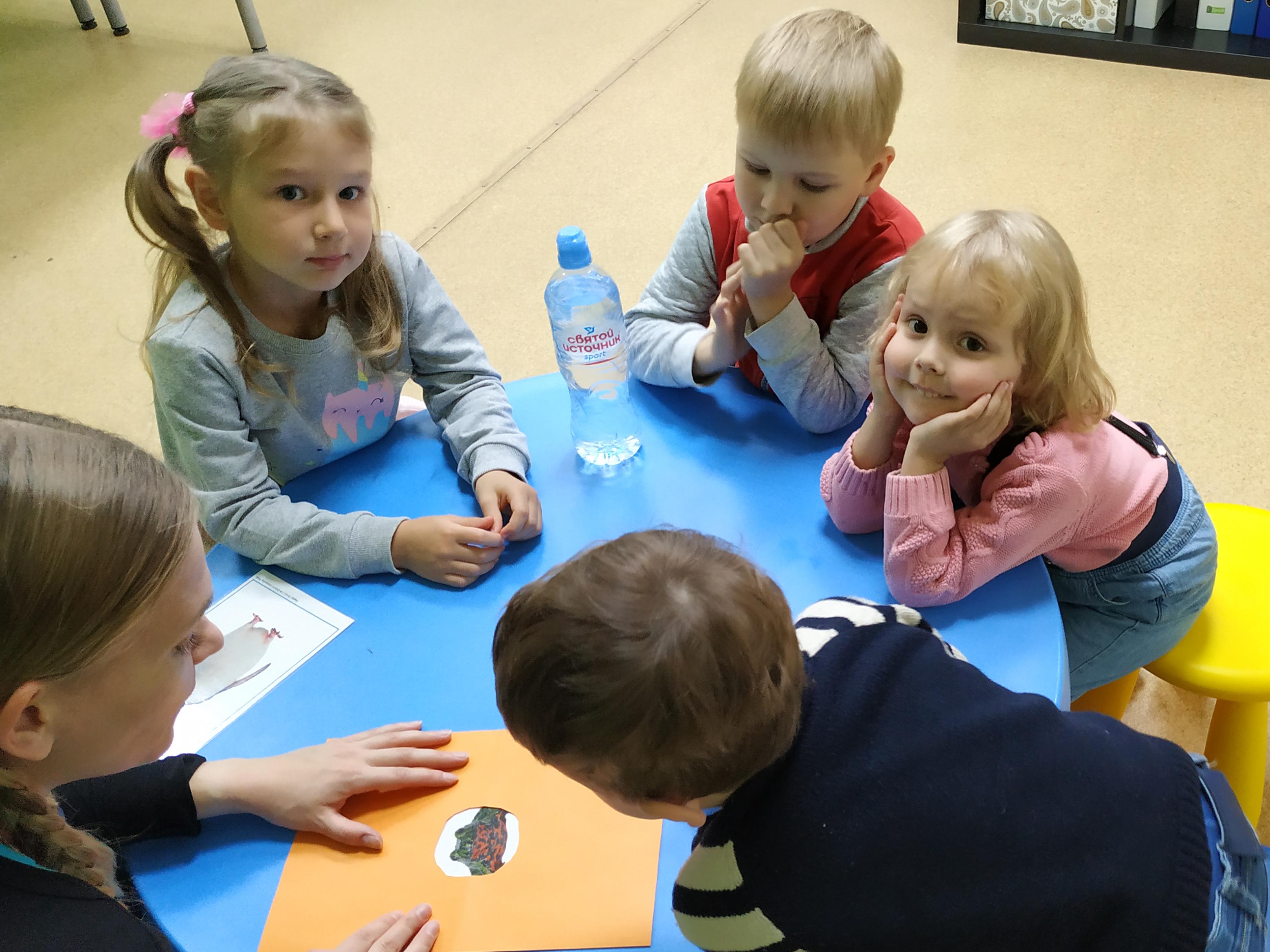 Английский для малышей, английский для дошкольников