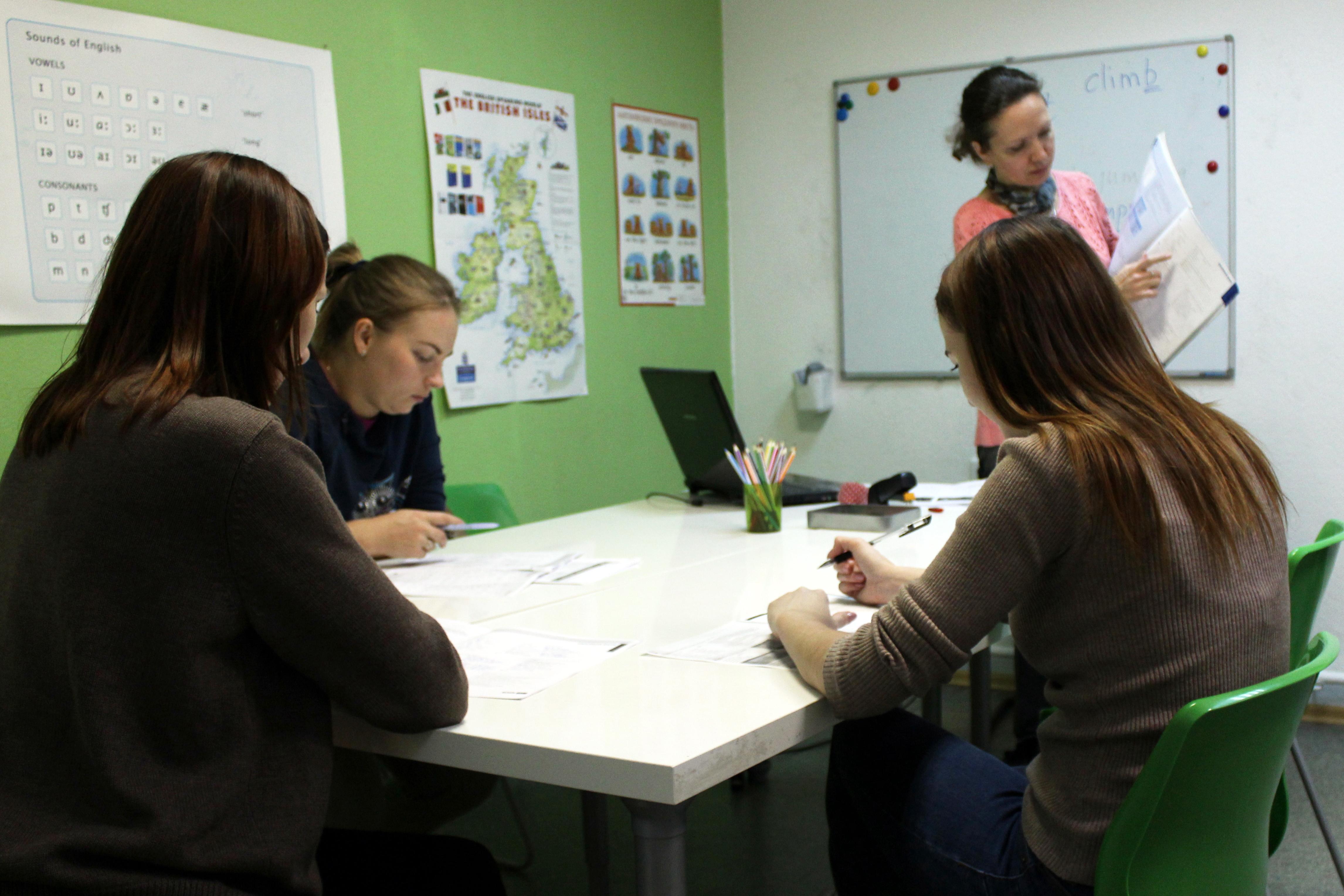 IELTS, TOEFL, международные экзамены по английскому
