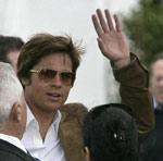 Brad Pitt Bye
