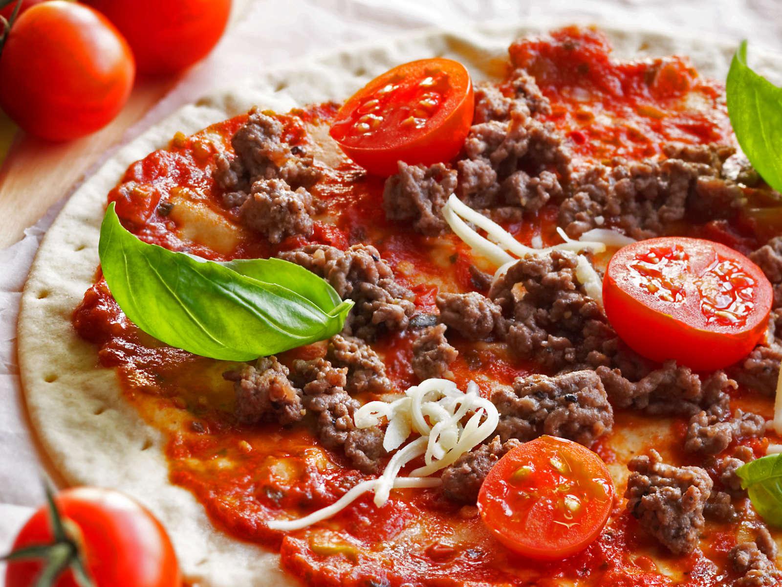 Tomaattikastike Pizzalle