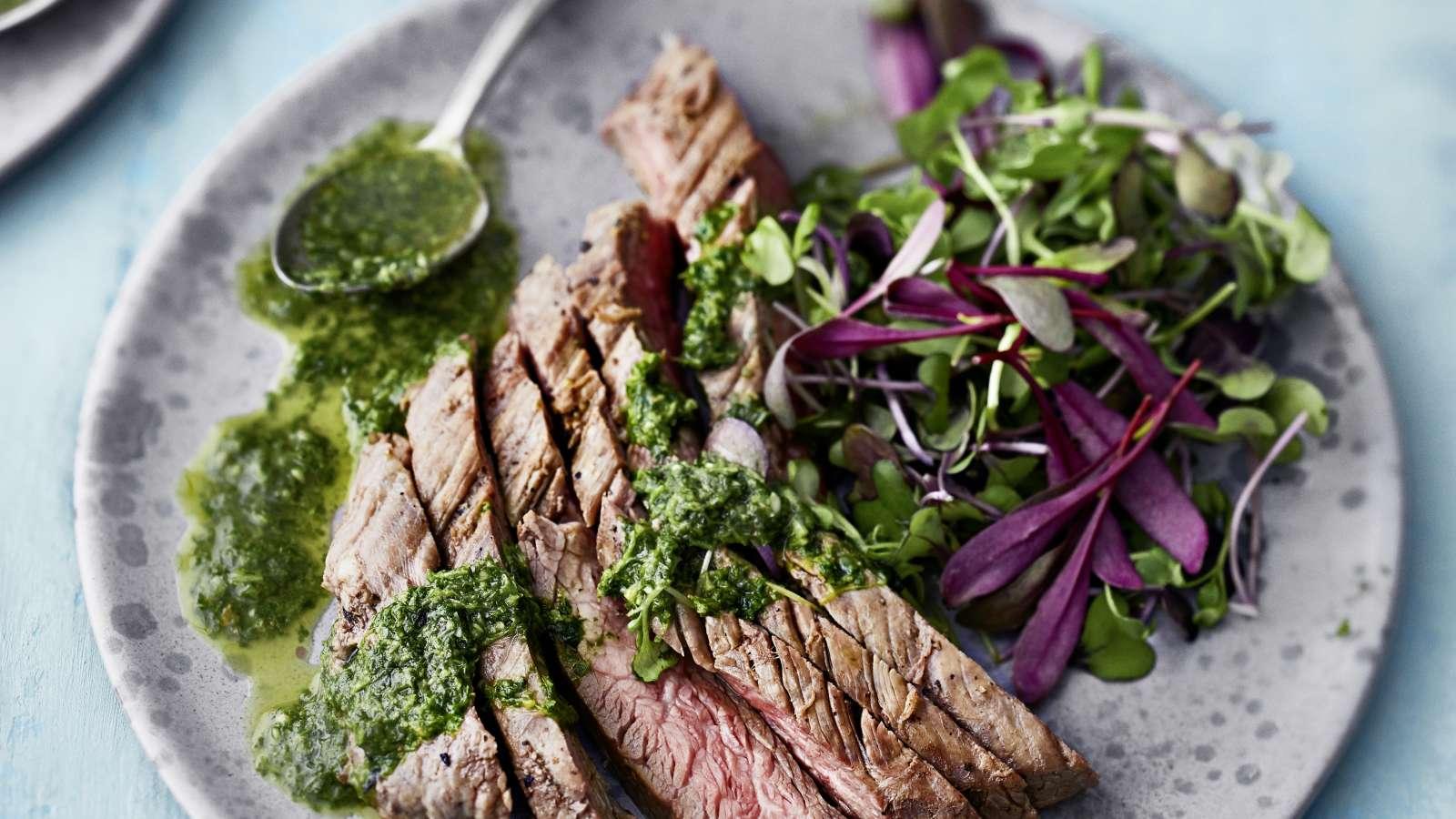Flank Steak Valmistus