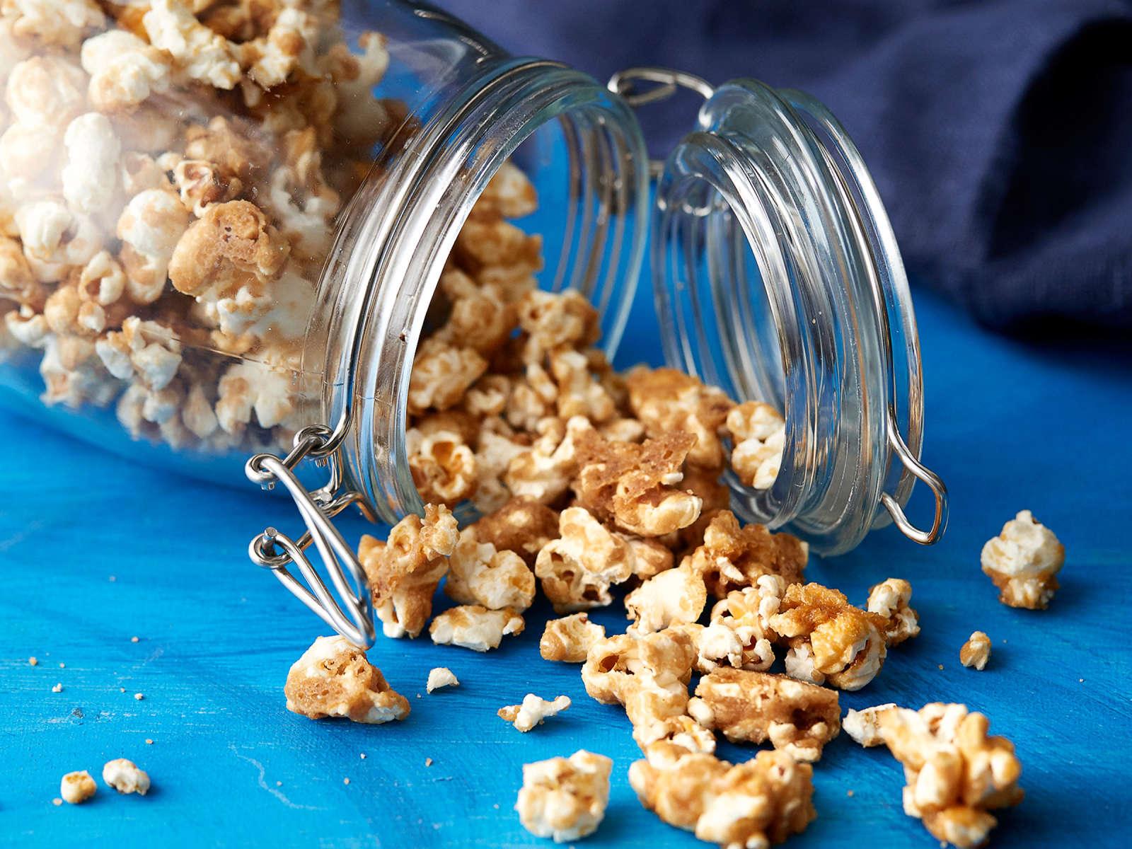 Popcornin Valmistus