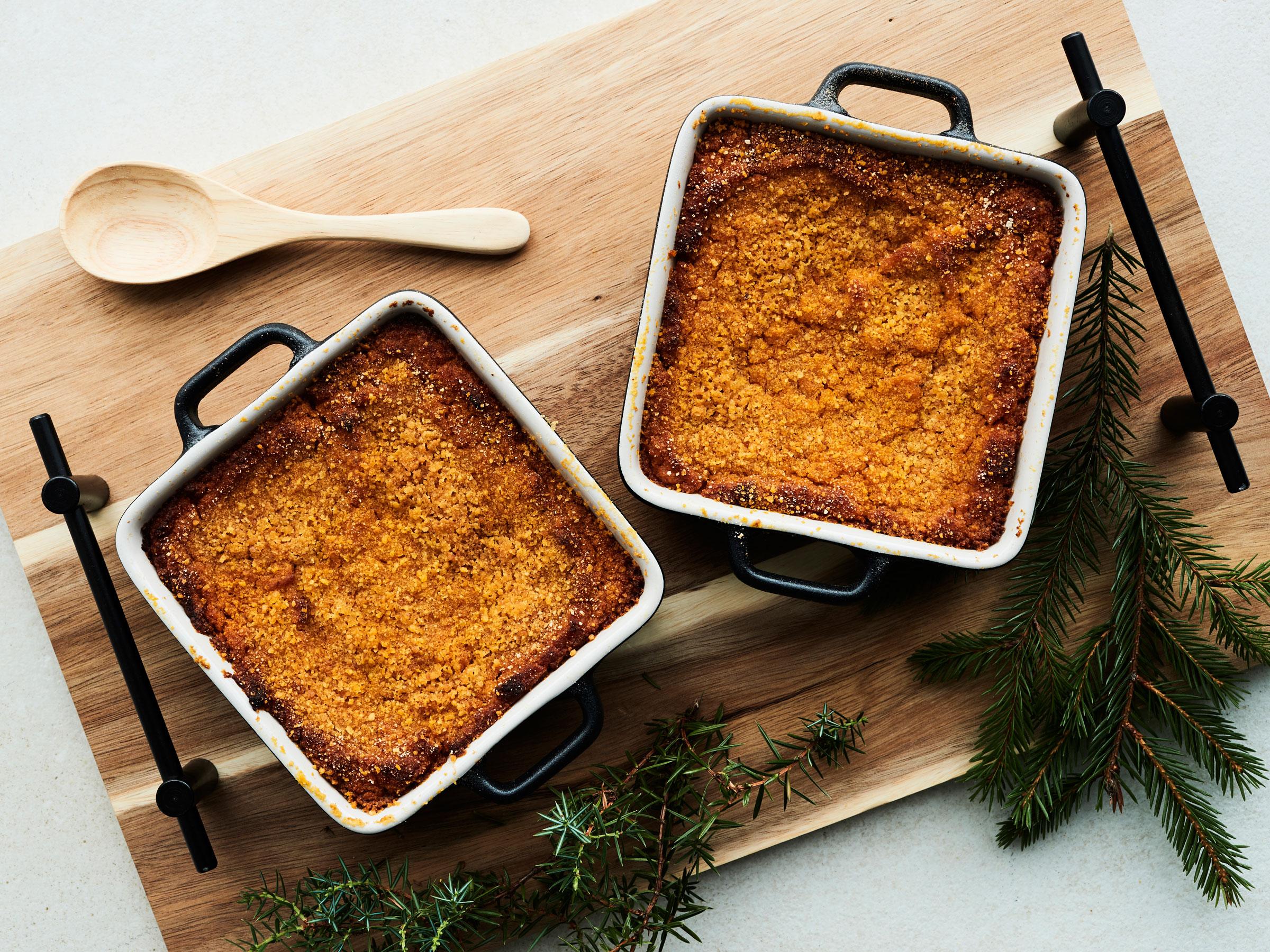 Vegaaninen porkkanalaatikko - Reseptit