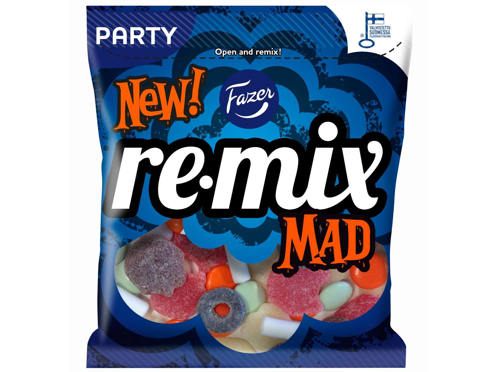 Fazer Party Remix Mad