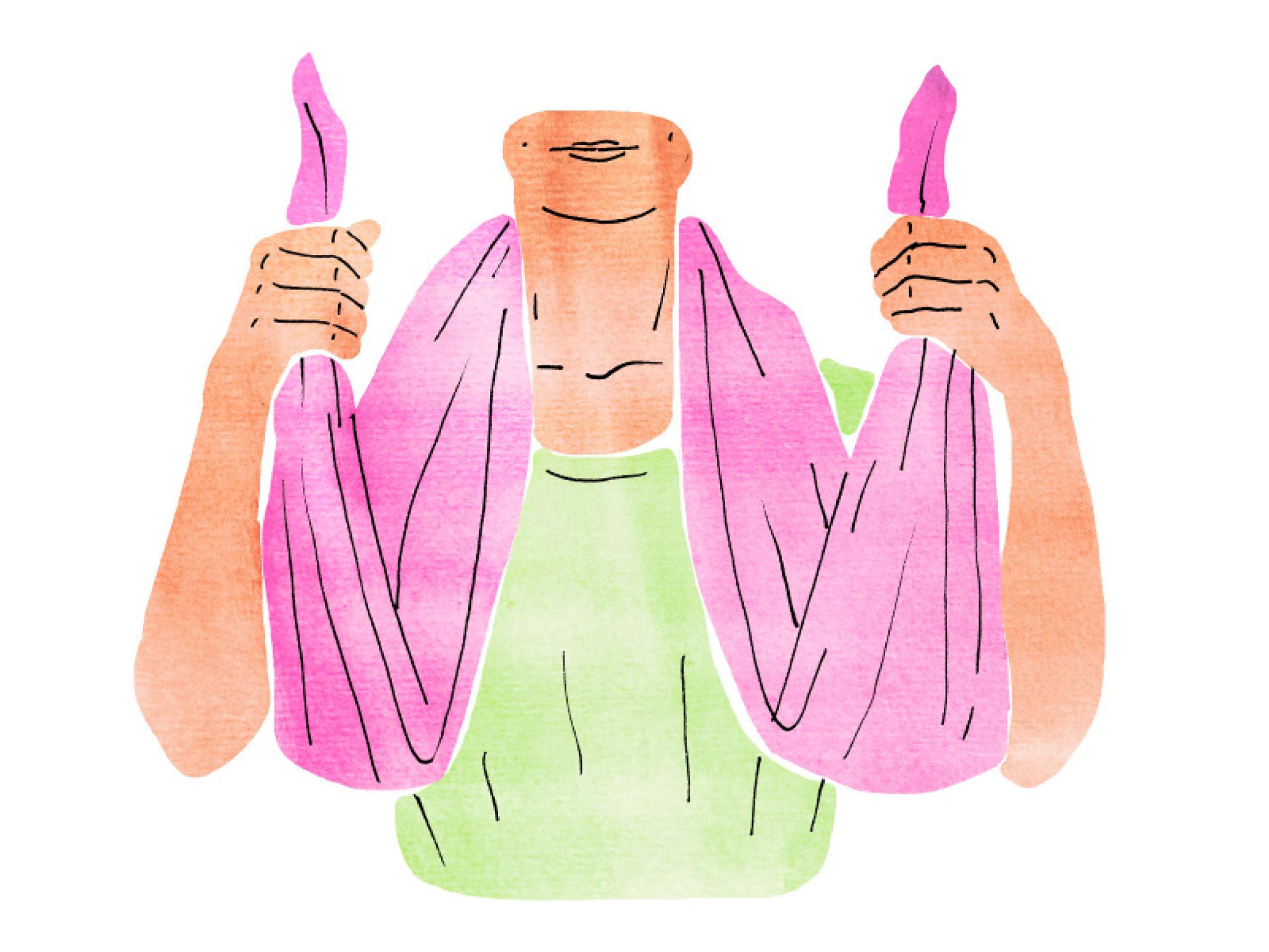 5 kivaa tapaa solmia kaulahuivi – katso video!