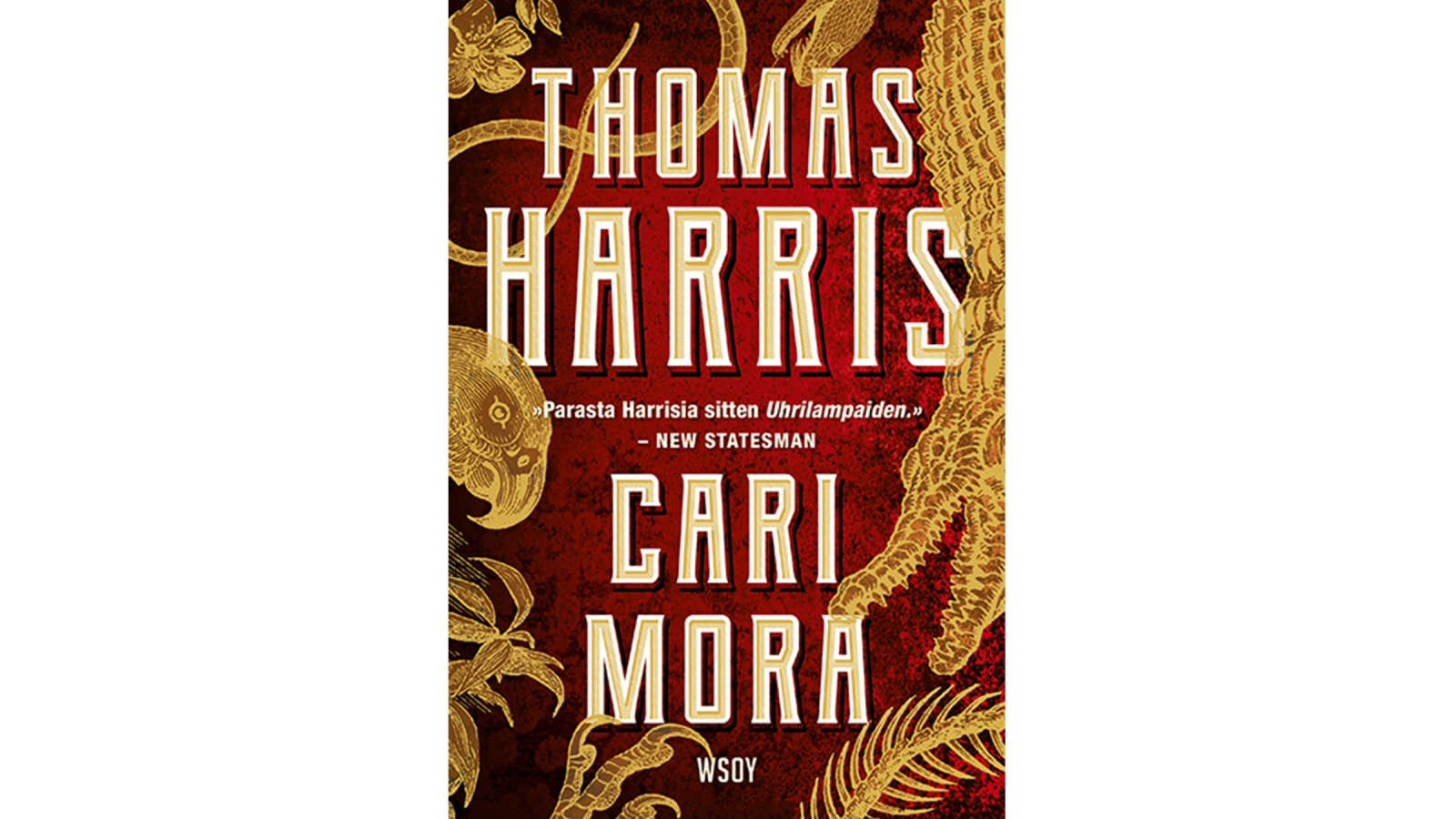 Thomas Harris: Cari Mora