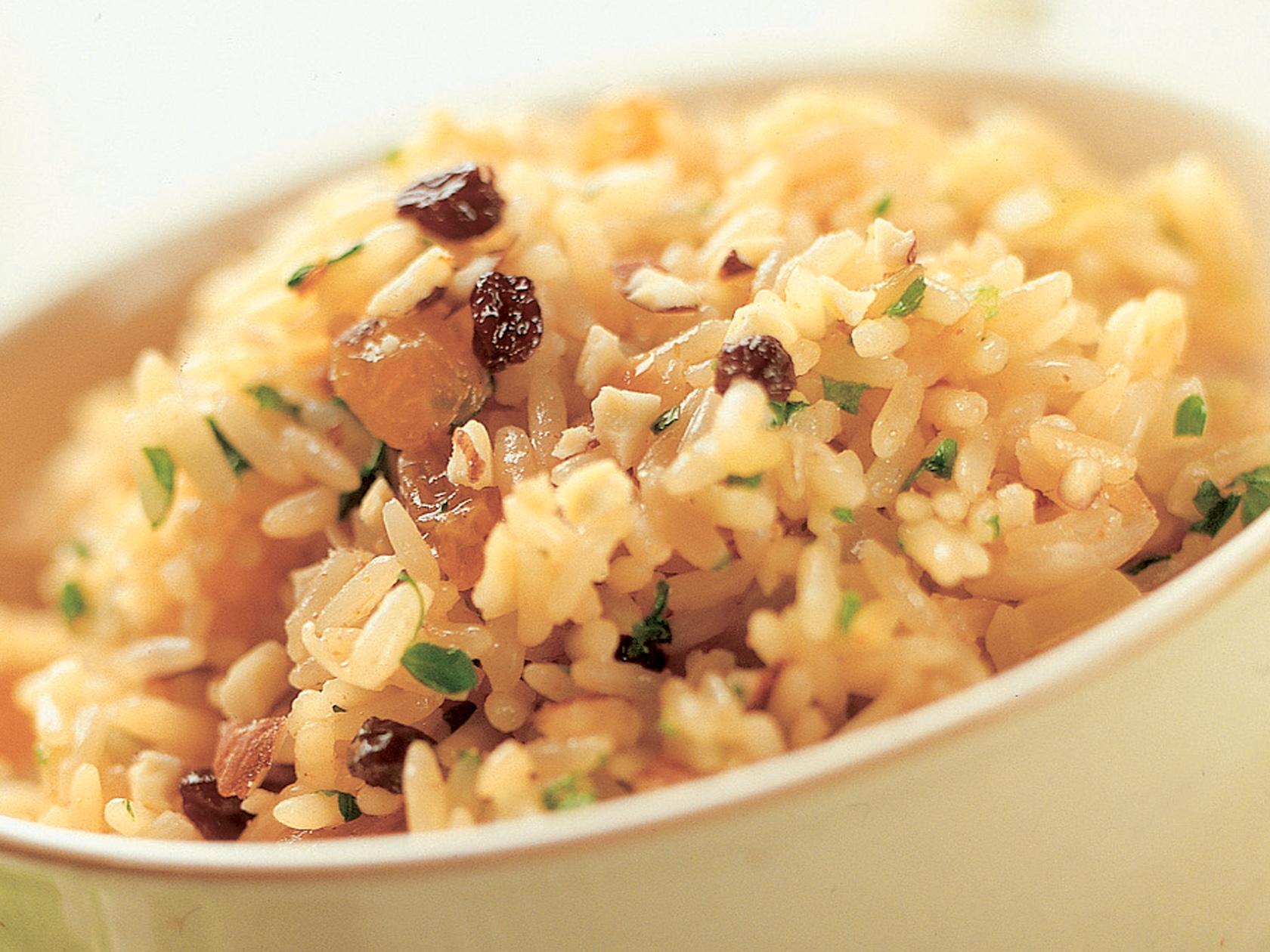 Maustettu Riisi