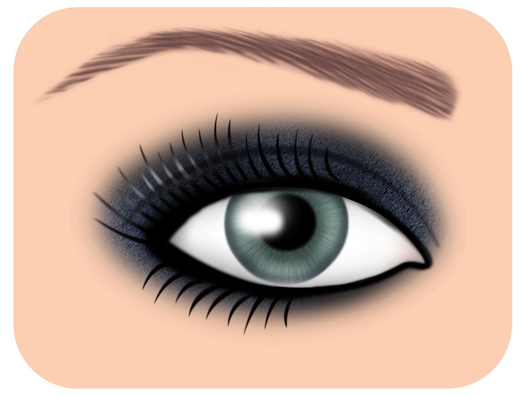 Фото все цвета глаз человека укороченные