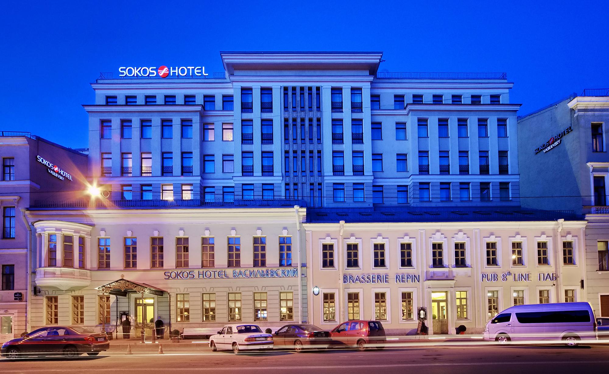 S-Ryhmä Hotellit