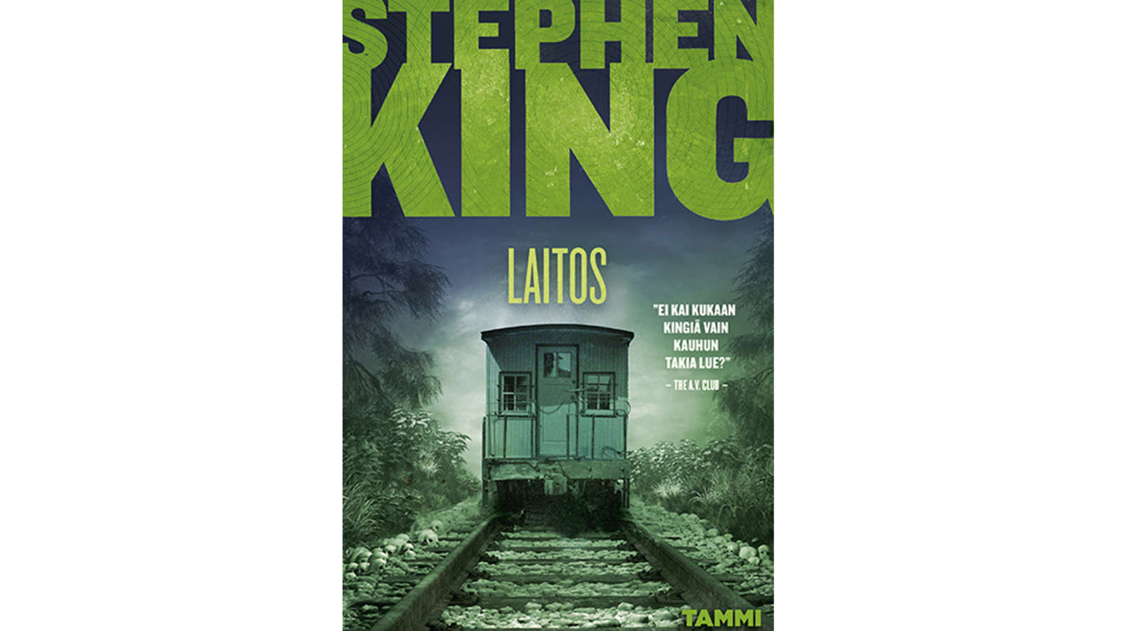 Stephen King: Laitos