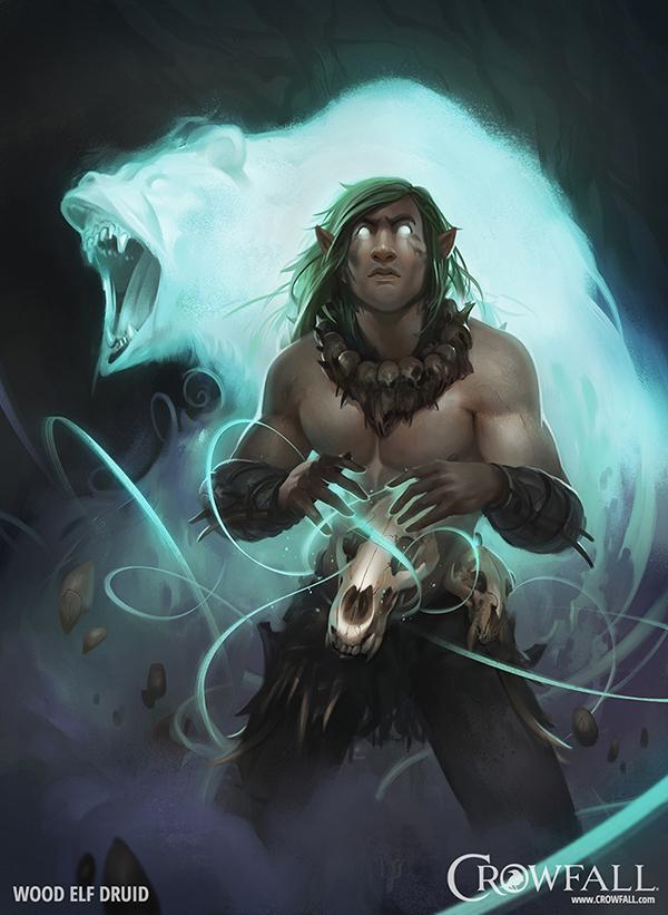 Crowfall Throne War Pc Mmo By Artcraft Entertainment Inc