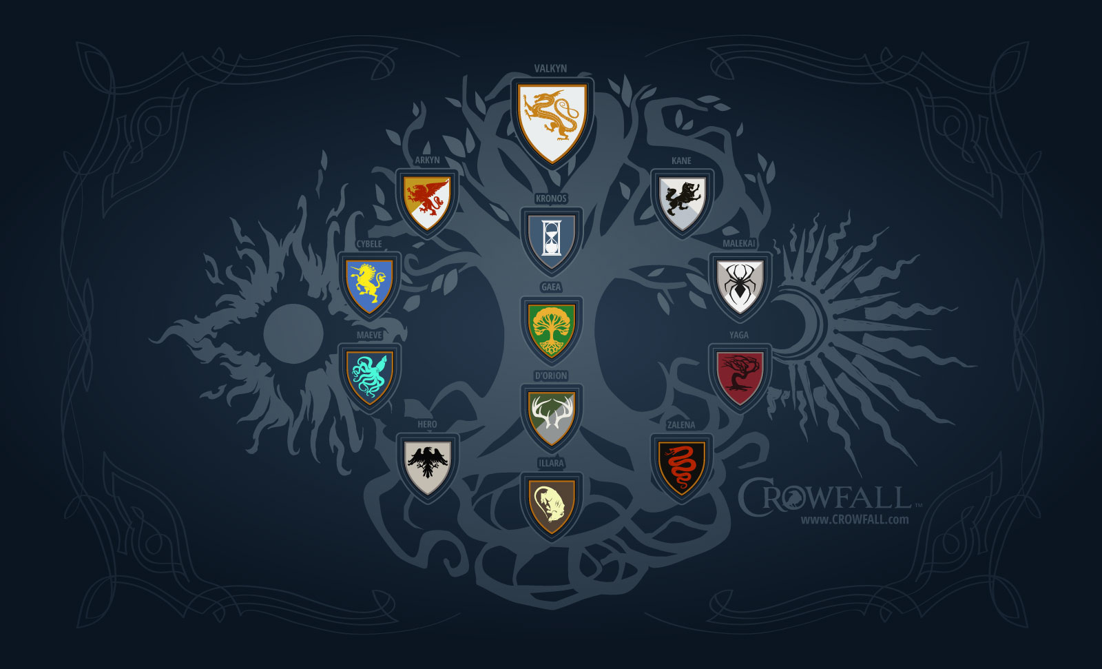 Crowfall CrypticTree