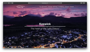 Keswick and the Surrounding Area | Walla Crag | Holiday Flat Rental