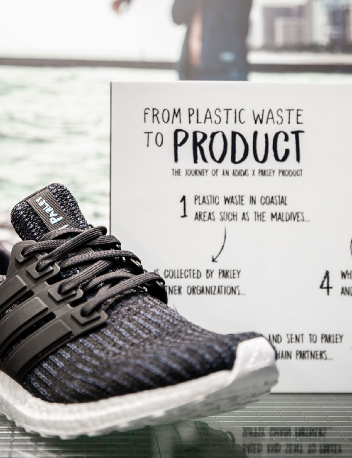 Adidas Parley The North Alliance