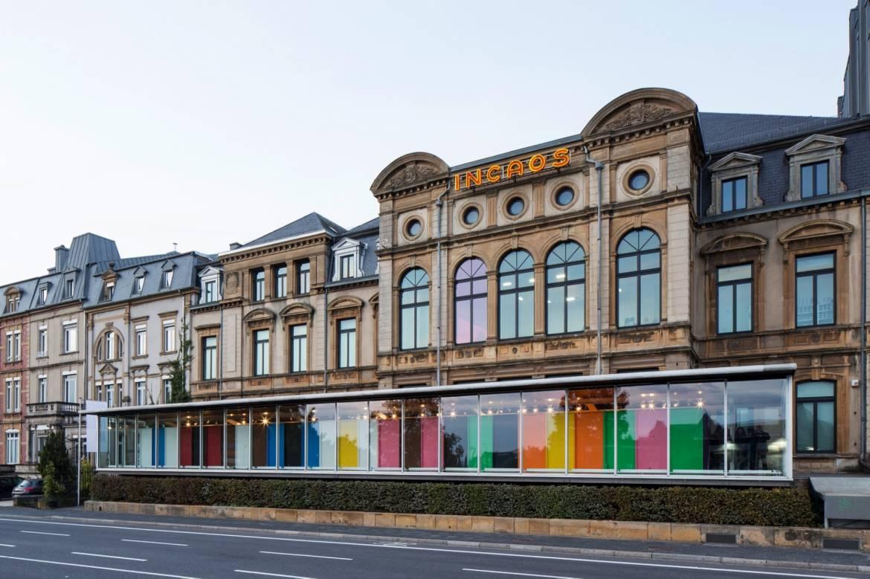 Casino Luxembourg - Contemporary Art Forum