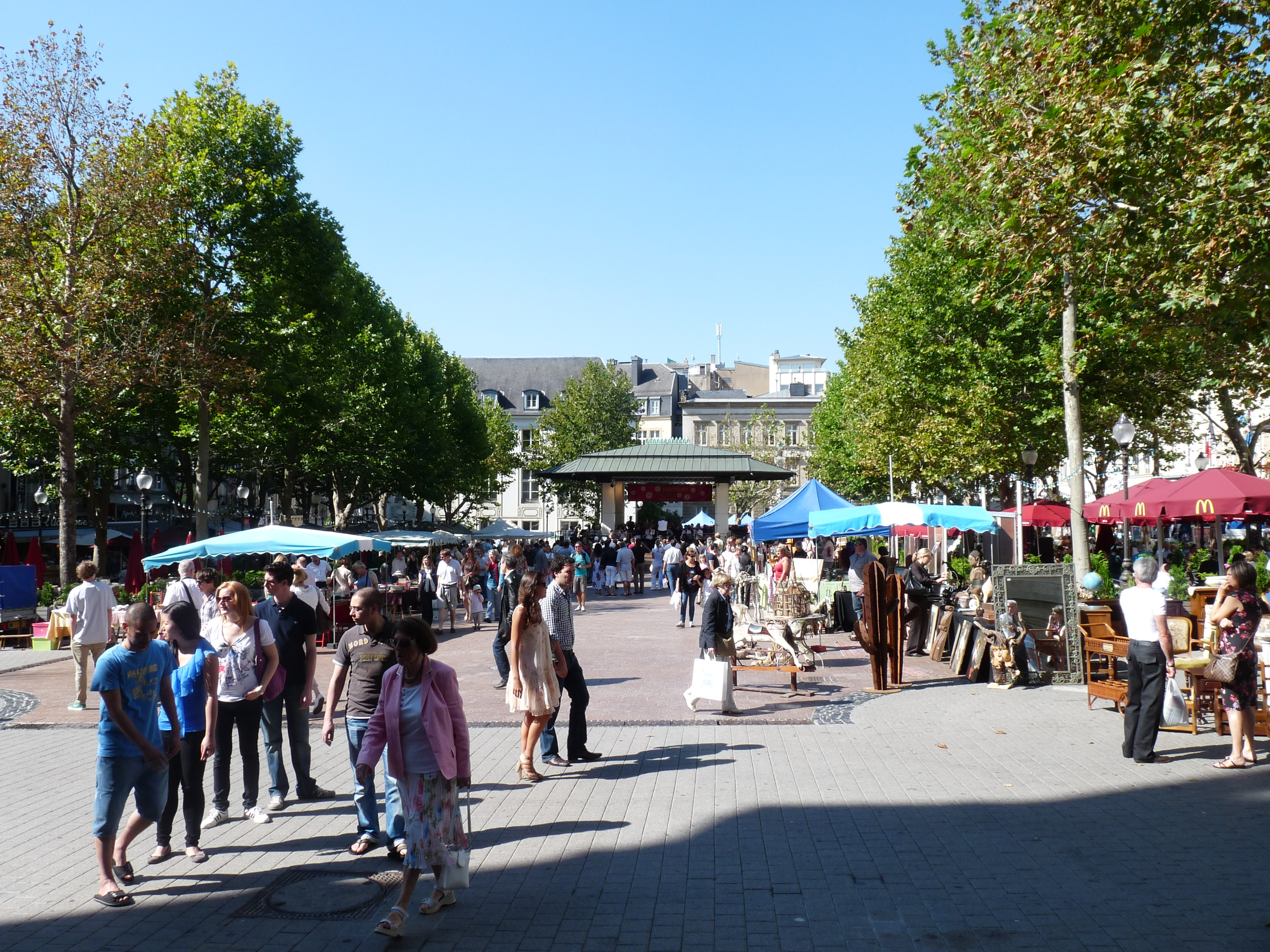 place-darmes-luxembourg