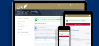 GulfAir: Manage My Booking
