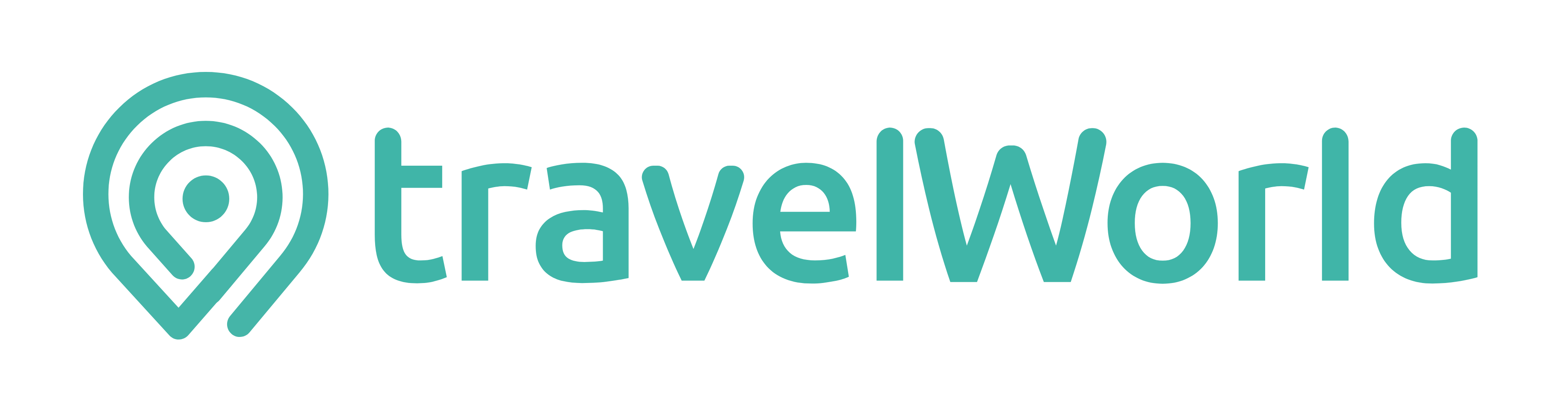 travelWorld - logo // ANIXE travel partner