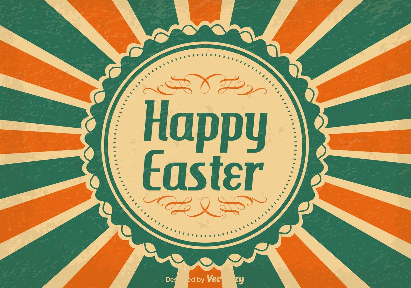 vintage-happy-easter-illustration-vector