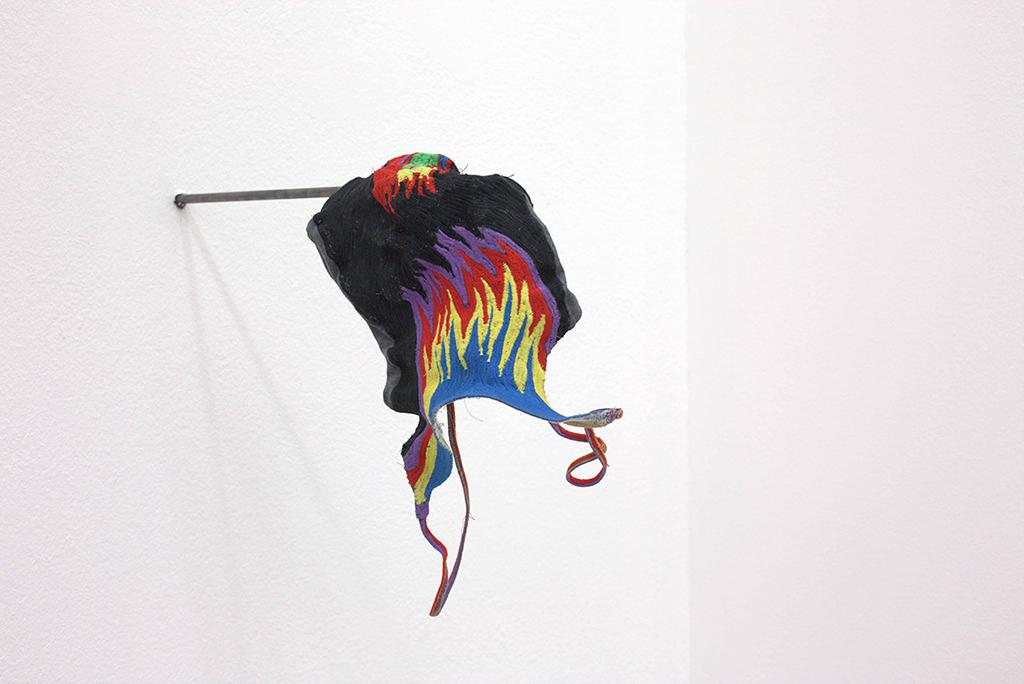 Ton Maillot, fabrics, embroidery dimensions variable, Vienna (AT), Summer 2013
