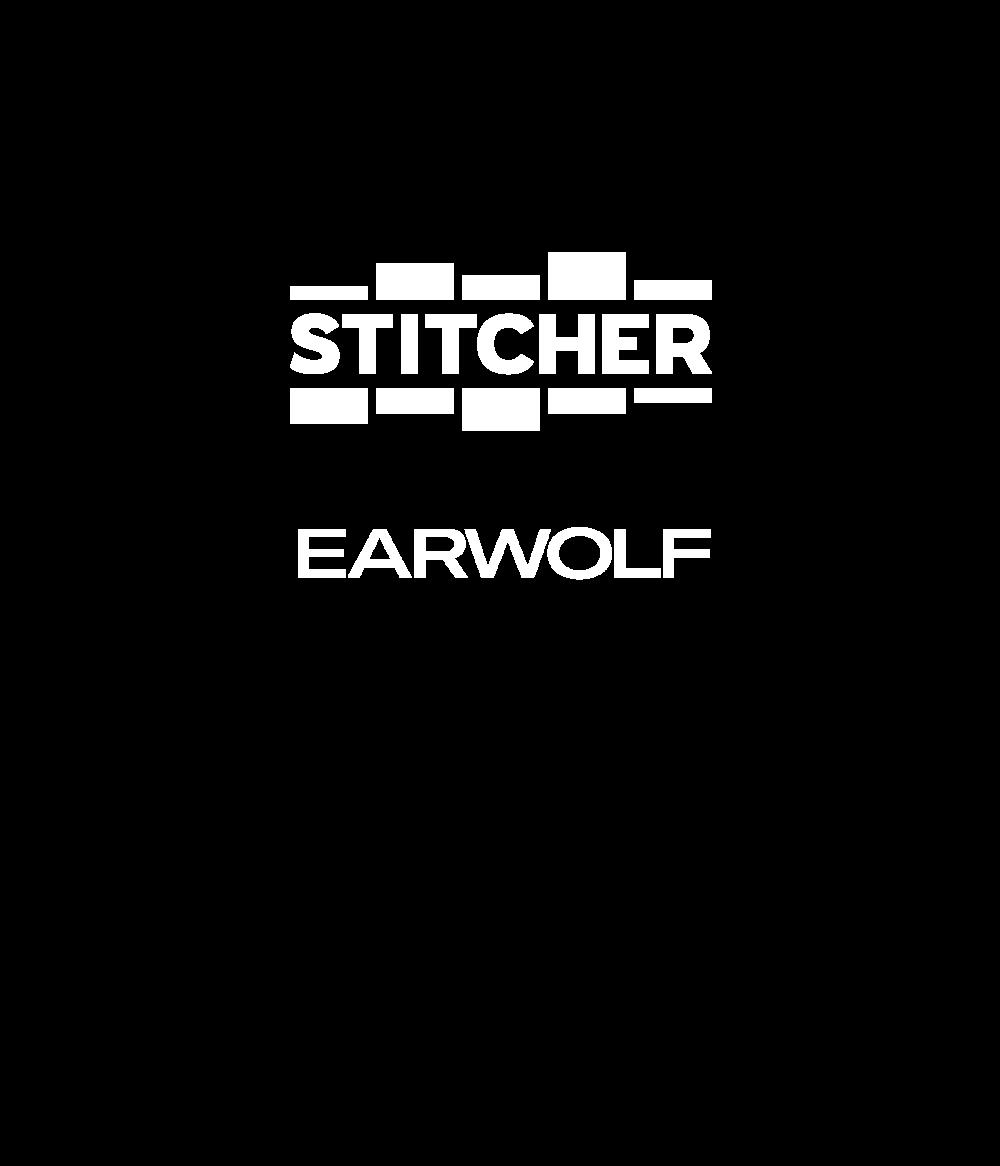 SXM Media - Stitcher and Earwolf Logo