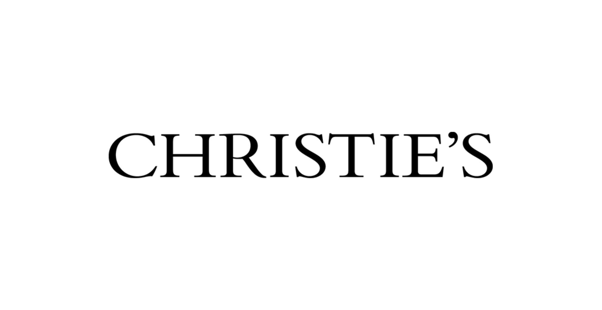 logo christies black rgb