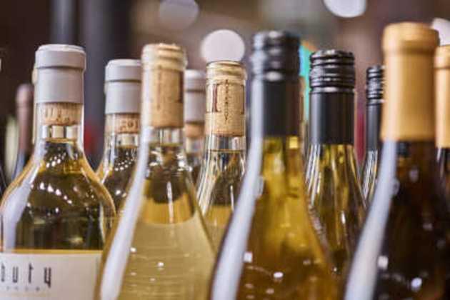 Beer, Wine, Spirits