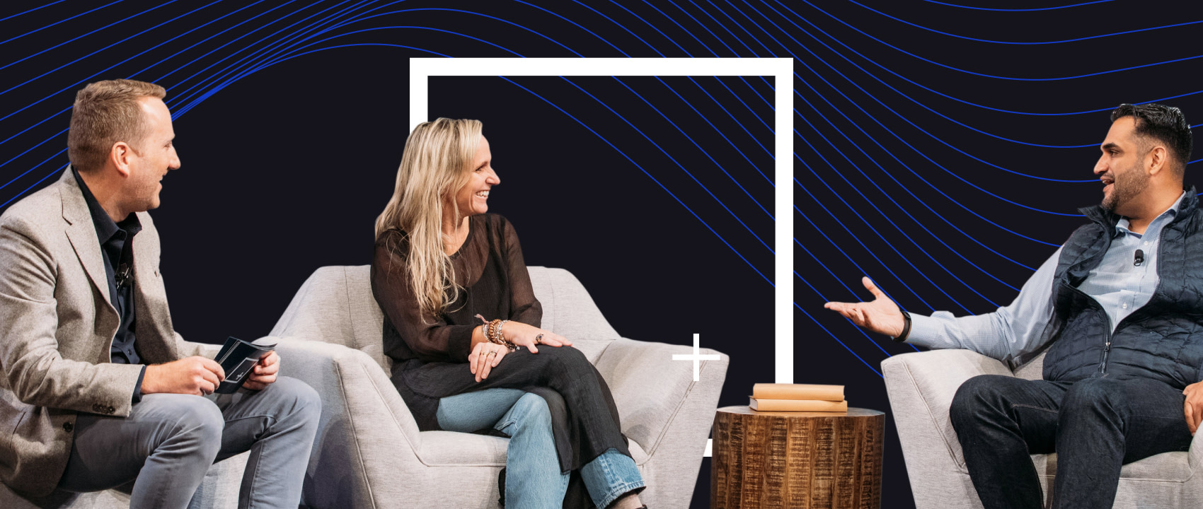 Sustainability and Innovation talk with Allbirds, Mara Hoffman and Ford X