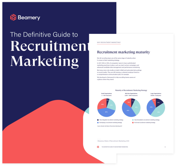 The Definitive Guide to Recruitment Marketing image