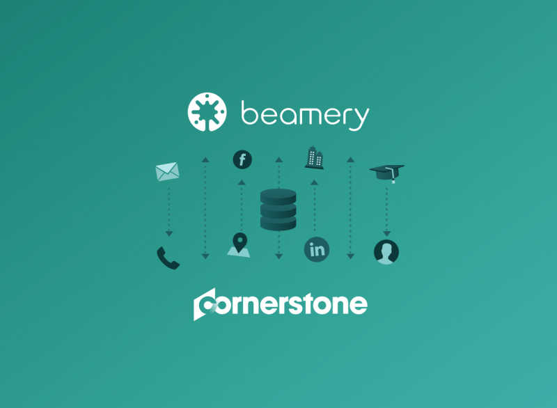 The Beamery X Cornerstone Partnership is coming... image