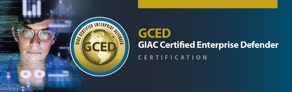 GCED GIAC Certification