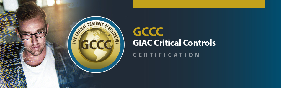 GIAC Critical Controls Certification | Cybersecurity Certification