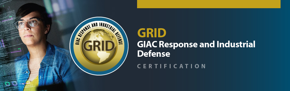 GRID GIAC Certification