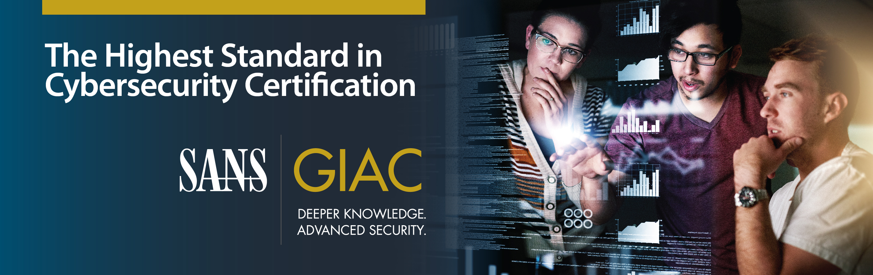 GIAC Certification Banner